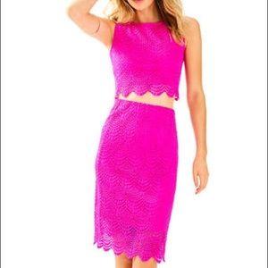 Lilly Pulitzer Naomi Set Pink